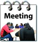 MEETING-SO SHE CLAIMS
