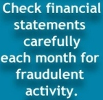Check statements