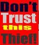 don't trust this thief Annest Namata